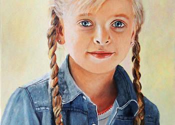Portrety olejne portrety na zamówienie T. Mrowiński