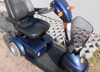 skuter elektryczny inwalidzki wózek dla seniora IŁAWA