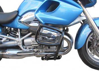 Gmole przednie HEED BMW R 1200 CL (02 - 06) - czarne