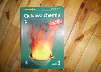 Ciekawa chemia 3. Podręcznik. Gimnazjum + CD