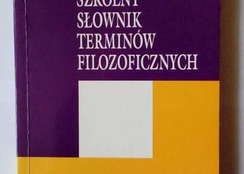 Szkolny słownik terminów filozoficznych