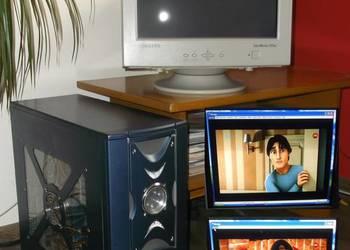 KOMPLETNY ZESTAW PC DO INTERNETU I TV