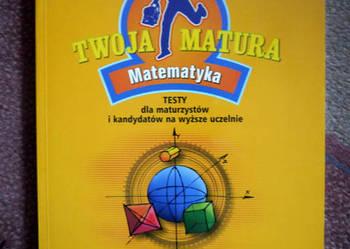 TWOJA MATURA MATEMATYKA. Dąbrowski, Cezary Koneczny