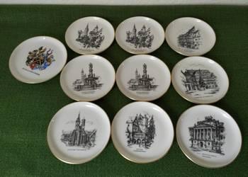 Kolekcja talerzyków rosenthal