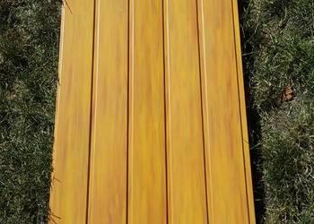 Podbitka panele na podbitkę złoty dąb ASPOL