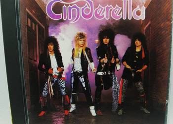 "CINDERELLA-NIGHT SONGS"">CD 1 WYD. NIEREM."