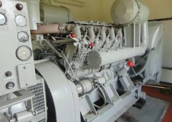 Agregat prądotwórczy 160KW 200kw 250KW Henschel H12 H6A