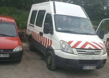 IVECO DAILY, 29L14, 9-osobowy, 2007