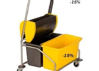 Profesjonalne Wózki Do Sprzątania Vermop Teraz -15%