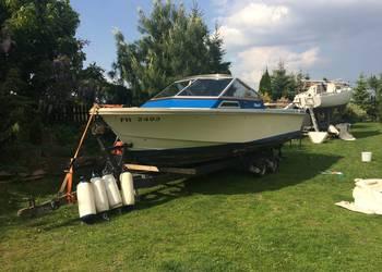 Jacht motorowy Windy22dc. możliwa zamiana