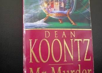 Dean Koontz Mr Murder w oryginale po angielsku