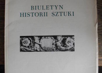 Biuletyn Historii Sztuki Nr 3/4 1958 r. podwójny
