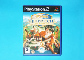 Quidditch World Cup (PlayStation2 | PS2)