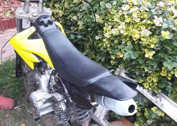 Cross pit bike 50 koła 14 12 zamiana za quada na sprzedaż  Wielki Komorsk