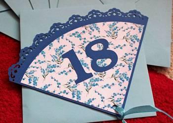 Zaproszenia na 18 urodziny dla dziewczyn