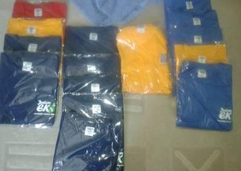 Koszulki bawełniane NOWE pod ubranie /robocze   M, 2XL ,S