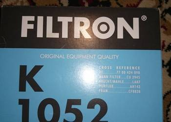 Filyr Kabinowy Filtron K 1052 NOWY