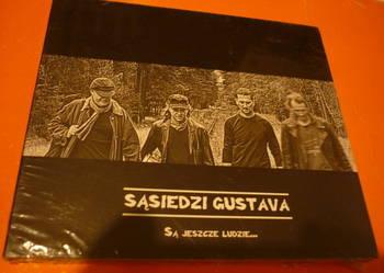 """Płyta CD Sąsiedzi Gustava """"Są jeszcze ludzie"""" (nowa w folii)"""