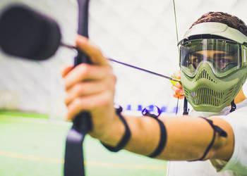 Pomysł na biznes!  Kompletny sprzęt do Archery Tag!