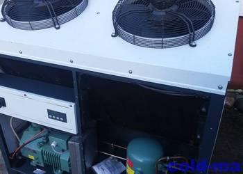 """Agregat chłodniczy """"CICHY"""" używany BITZER 13m3/h 7.5kW(-10)"""