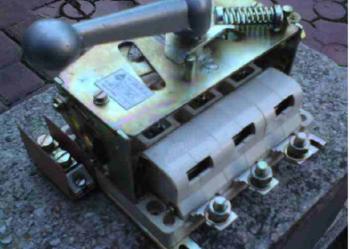Rozłącznik Wyłącznik ŁR 250 250A