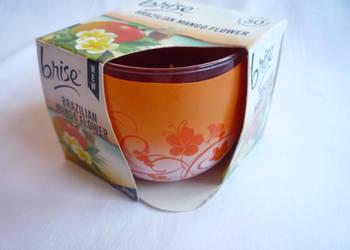 Nowa Brise Swieczka zapachowa aromatyczna Brazylijskie mango
