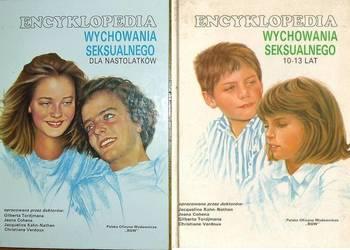 ENCYKLOPEDIA WYCHOWANIA SEKSUALNEGO TOM 2-3