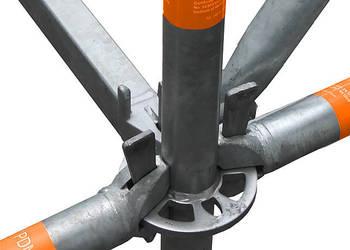 Rusztowanie modułowe plettac, typ Layher, Rotax, Altrad