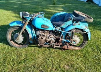 k750 kaśka M72 emka sprzedam ładny motocykl