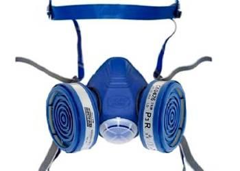Maska przeciwpyłowa SPASCIANI DUO + 2 filtry P3
