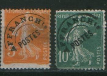 Zn. Francja  140, 1 (*)  1921