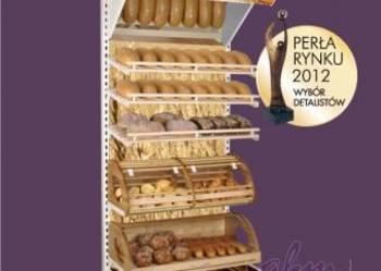 Regał piekarniczy - Wyposażenie sklepu spożywczego