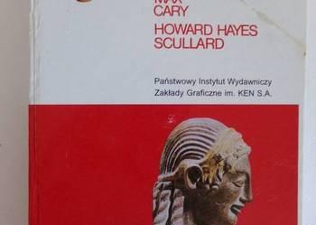 DZIEJE RZYMU TOM 1 - M.CARY H.HAYES SCULLARD