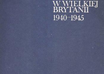 Polskie dywizjony lotnicze w Wielkiej Brytanii 1940-1945.