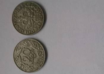 Sprzedam numizmatyczne monety o  nominale 20 gr z 1923 r