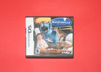 Ratatouille (Ratatuj) (Nintendo DS | NDS)