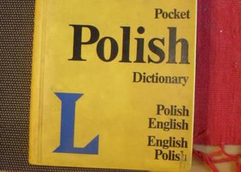 Pocket Polish Dictionary Polish - English English - Polish