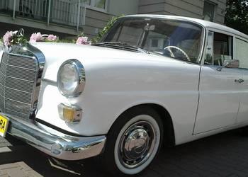 Zabytkowe  Mercedesy do ślubu-wynajem *Warszawa*
