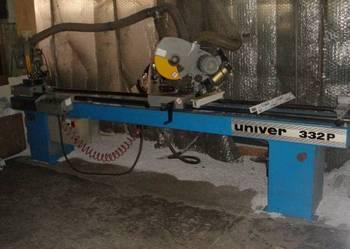 maszyny do produkcji okien pcv linia prod. Urban i Haffner