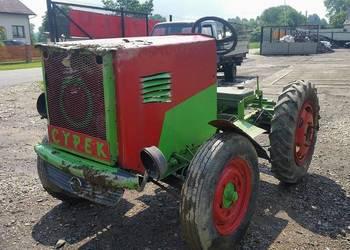 Traktorek Sam zamienie na vw golf 2