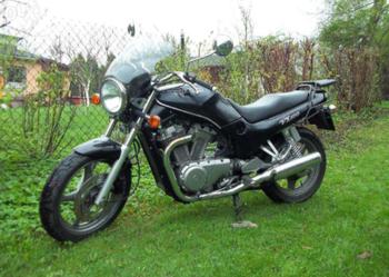 Sprzedam motocykl Suzuki VX 800