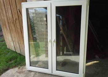 Okno okna plastikowe PCV używane firmy Aluplast różne wymiar