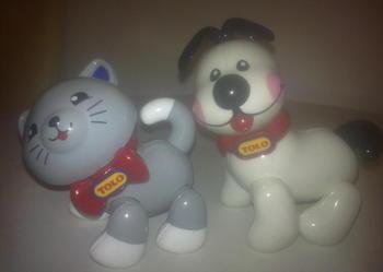 Firmowe NOWE! zabawki TOLO,Cena 1 szt z wysyłką,od 0-do 6+