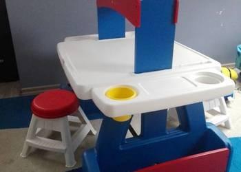 Stolik i krzeselka