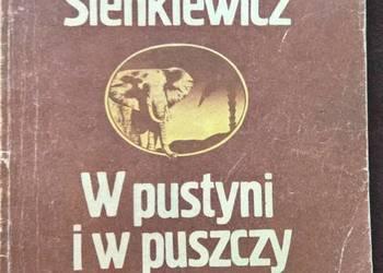 W pustyni i w puszczy Henryk Sienkiewicz