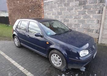 VOLKSWAGEN VW GOLF IV 4 1.3 1999 3200ZŁ ZADBANY