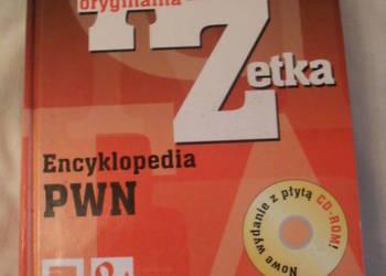 Encyklopedia PWN oryginalna AZetka  -  (red.) Marii Sajko