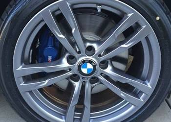 Koła 18 cali ORG BMW f30 f32 f36 wzór 441M Ferric Grey!