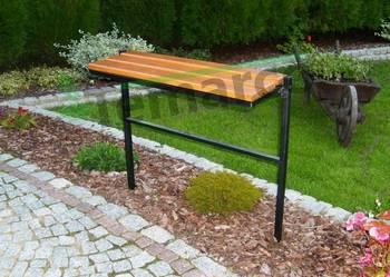 ławka składana cmentarna na cmentarz ławka przygrobowa