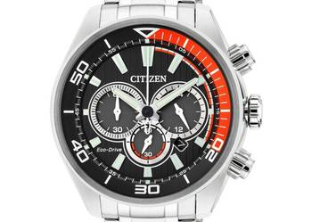 Zegarek Citizen Eco Drive Chronograph CA4330-57E Nowy Gw